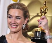 Kate Winslet na 81ª gala dos Óscares (EPA)