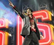 Michael Jackson nos ensaios do espectáculo «This Is It»