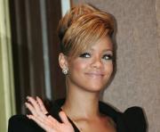 Rihanna apresenta novo álbum no Seul - (Fotos: Lusa)